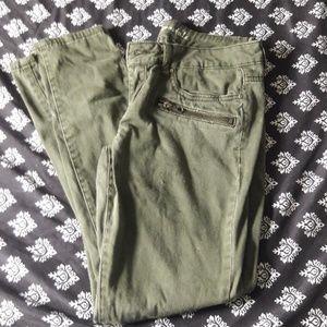 Aeropostle Army Green Pants